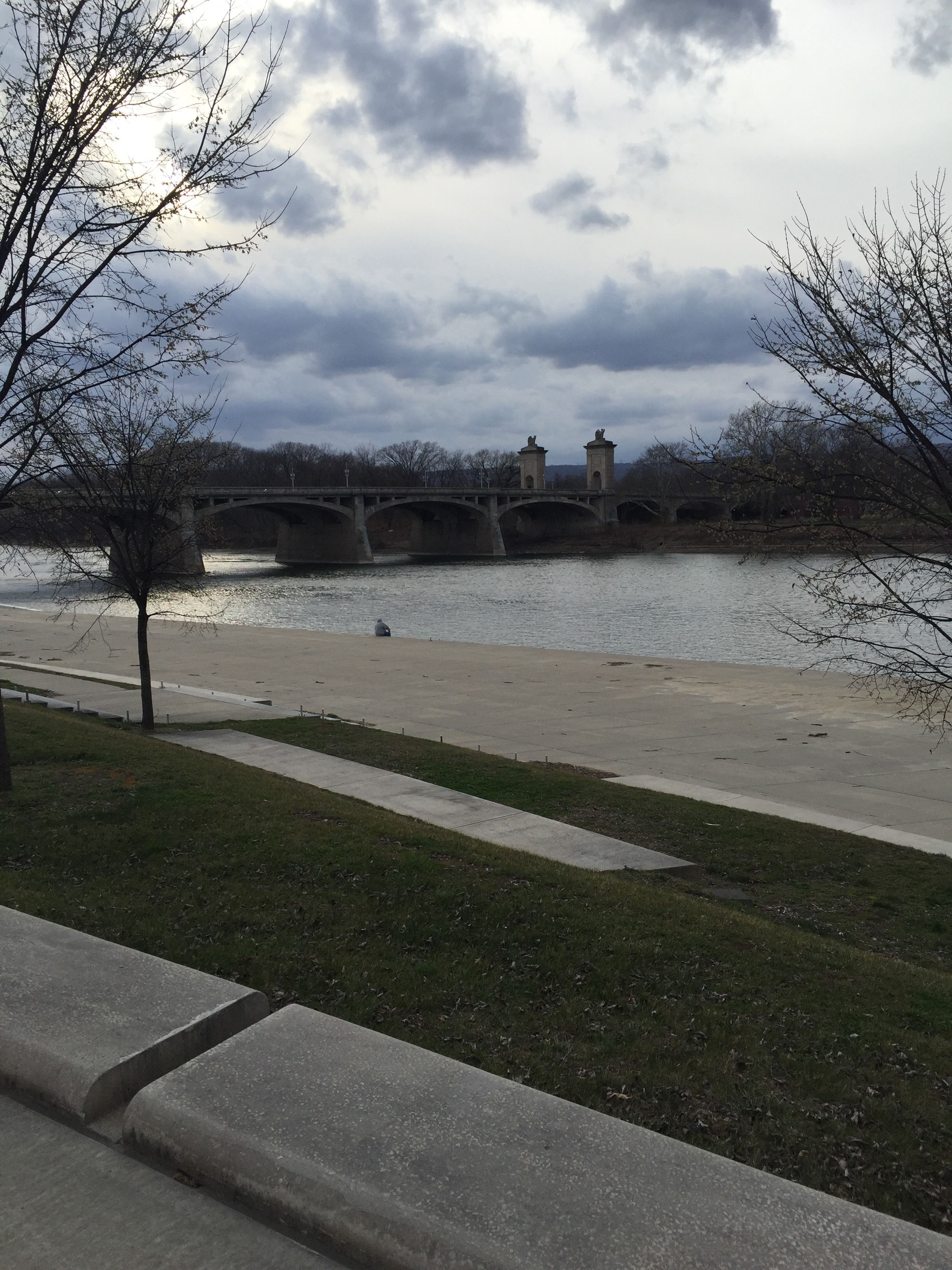 River Common Photo by Emily Letoski (March 31, 2016)