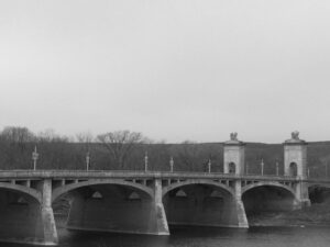 A Bridge to the Past Photo by Owen Vaughn (April 6, 2016)